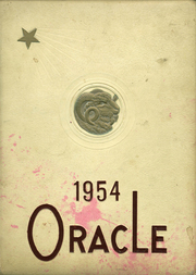 Page 1, 1954 Edition, Bangor High School - Oracle Yearbook (Bangor, ME) online yearbook collection