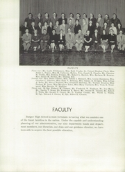 Page 13, 1954 Edition, Bangor High School - Oracle Yearbook (Bangor, ME) online yearbook collection
