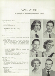 Page 17, 1954 Edition, Bangor High School - Oracle Yearbook (Bangor, ME) online yearbook collection