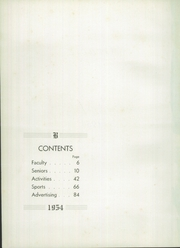 Page 6, 1954 Edition, Bangor High School - Oracle Yearbook (Bangor, ME) online yearbook collection