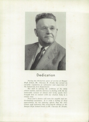 Page 7, 1954 Edition, Bangor High School - Oracle Yearbook (Bangor, ME) online yearbook collection