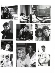 Page 11, 1988 Edition, Bangor High School - Oracle Yearbook (Bangor, ME) online yearbook collection