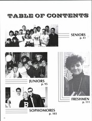 Page 16, 1988 Edition, Bangor High School - Oracle Yearbook (Bangor, ME) online yearbook collection