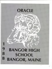 Page 7, 1988 Edition, Bangor High School - Oracle Yearbook (Bangor, ME) online yearbook collection