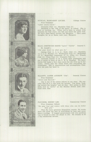 Page 16, 1926 Edition, Lewiston High School - Folio Yearbook (Lewiston, ME) online yearbook collection