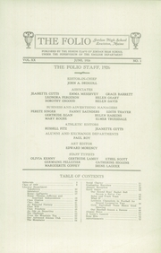 Page 3, 1926 Edition, Lewiston High School - Folio Yearbook (Lewiston, ME) online yearbook collection