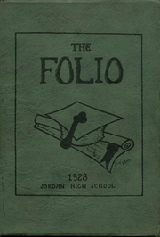 Page 1, 1928 Edition, Lewiston High School - Folio Yearbook (Lewiston, ME) online yearbook collection