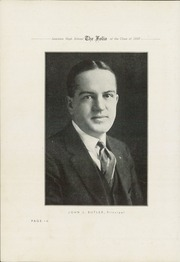 Page 14, 1937 Edition, Lewiston High School - Folio Yearbook (Lewiston, ME) online yearbook collection