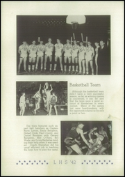 Page 110, 1942 Edition, Lewiston High School - Folio Yearbook (Lewiston, ME) online yearbook collection