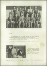 Page 116, 1942 Edition, Lewiston High School - Folio Yearbook (Lewiston, ME) online yearbook collection