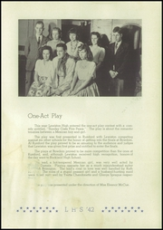 Page 119, 1942 Edition, Lewiston High School - Folio Yearbook (Lewiston, ME) online yearbook collection
