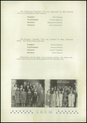 Page 122, 1942 Edition, Lewiston High School - Folio Yearbook (Lewiston, ME) online yearbook collection
