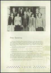 Page 126, 1942 Edition, Lewiston High School - Folio Yearbook (Lewiston, ME) online yearbook collection