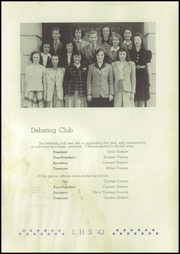 Page 127, 1942 Edition, Lewiston High School - Folio Yearbook (Lewiston, ME) online yearbook collection