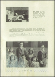 Page 129, 1942 Edition, Lewiston High School - Folio Yearbook (Lewiston, ME) online yearbook collection