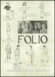 Page 132, 1942 Edition, Lewiston High School - Folio Yearbook (Lewiston, ME) online yearbook collection