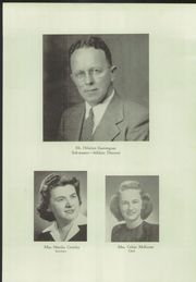 Page 13, 1948 Edition, Lewiston High School - Folio Yearbook (Lewiston, ME) online yearbook collection