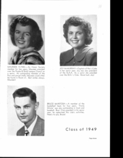 Page 13, 1949 Edition, Lewiston High School - Folio Yearbook (Lewiston, ME) online yearbook collection