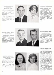 Page 12, 1964 Edition, Old Town High School - Sachem Yearbook (Old Town, ME) online yearbook collection