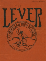 Page 1, 1937 Edition, Skowhegan High School - Lever Yearbook (Skowhegan, ME) online yearbook collection