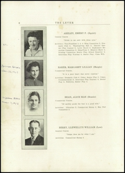 Page 10, 1937 Edition, Skowhegan High School - Lever Yearbook (Skowhegan, ME) online yearbook collection