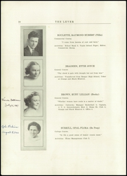 Page 12, 1937 Edition, Skowhegan High School - Lever Yearbook (Skowhegan, ME) online yearbook collection