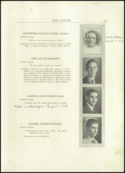 Page 15, 1937 Edition, Skowhegan High School - Lever Yearbook (Skowhegan, ME) online yearbook collection
