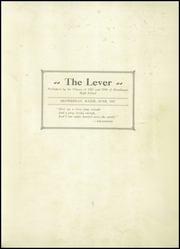 Page 3, 1937 Edition, Skowhegan High School - Lever Yearbook (Skowhegan, ME) online yearbook collection