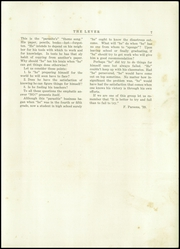 Page 9, 1937 Edition, Skowhegan High School - Lever Yearbook (Skowhegan, ME) online yearbook collection