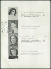 Page 12, 1947 Edition, Skowhegan High School - Lever Yearbook (Skowhegan, ME) online yearbook collection