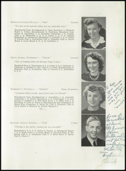Page 15, 1947 Edition, Skowhegan High School - Lever Yearbook (Skowhegan, ME) online yearbook collection