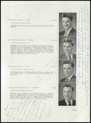 Page 17, 1947 Edition, Skowhegan High School - Lever Yearbook (Skowhegan, ME) online yearbook collection