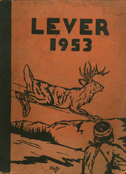 Page 1, 1953 Edition, Skowhegan High School - Lever Yearbook (Skowhegan, ME) online yearbook collection