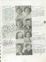 Page 11, 1953 Edition, Skowhegan High School - Lever Yearbook (Skowhegan, ME) online yearbook collection