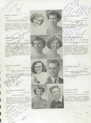 Page 13, 1953 Edition, Skowhegan High School - Lever Yearbook (Skowhegan, ME) online yearbook collection