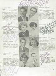 Page 17, 1953 Edition, Skowhegan High School - Lever Yearbook (Skowhegan, ME) online yearbook collection