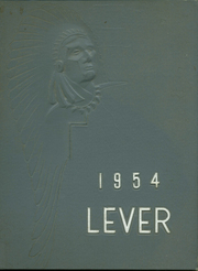 Page 1, 1954 Edition, Skowhegan High School - Lever Yearbook (Skowhegan, ME) online yearbook collection