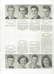 Page 14, 1954 Edition, Skowhegan High School - Lever Yearbook (Skowhegan, ME) online yearbook collection