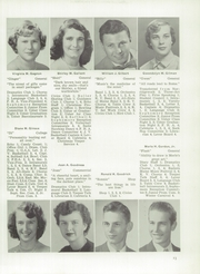 Page 17, 1954 Edition, Skowhegan High School - Lever Yearbook (Skowhegan, ME) online yearbook collection