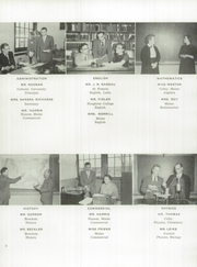 Page 10, 1958 Edition, Skowhegan High School - Lever Yearbook (Skowhegan, ME) online yearbook collection