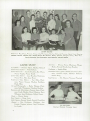 Page 8, 1958 Edition, Skowhegan High School - Lever Yearbook (Skowhegan, ME) online yearbook collection