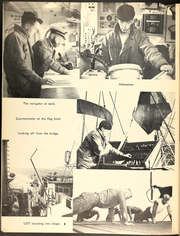 Page 10, 1954 Edition, Burton Island (AGB 1) - Naval Cruise Book online yearbook collection