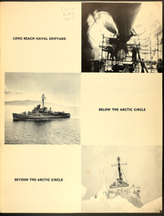 Page 3, 1954 Edition, Burton Island (AGB 1) - Naval Cruise Book online yearbook collection