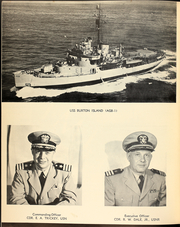 Page 4, 1954 Edition, Burton Island (AGB 1) - Naval Cruise Book online yearbook collection