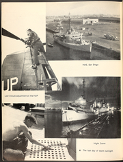 Page 8, 1954 Edition, Burton Island (AGB 1) - Naval Cruise Book online yearbook collection