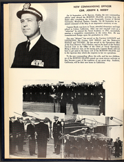 Page 10, 1955 Edition, Burton Island (AGB 1) - Naval Cruise Book online yearbook collection