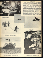 Page 13, 1955 Edition, Burton Island (AGB 1) - Naval Cruise Book online yearbook collection