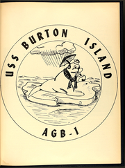 Page 5, 1955 Edition, Burton Island (AGB 1) - Naval Cruise Book online yearbook collection