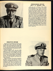 Page 9, 1955 Edition, Burton Island (AGB 1) - Naval Cruise Book online yearbook collection