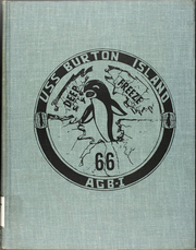 Page 1, 1966 Edition, Burton Island (AGB 1) - Naval Cruise Book online yearbook collection
